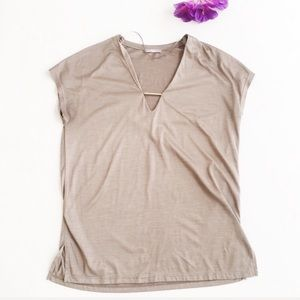 Zara w&B Collection Short Sleeve Blouse